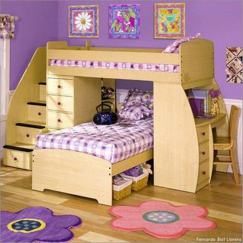 Ideal para recamaras peque as de madera dise o y decoraci n Decoracion para recamaras pequenas